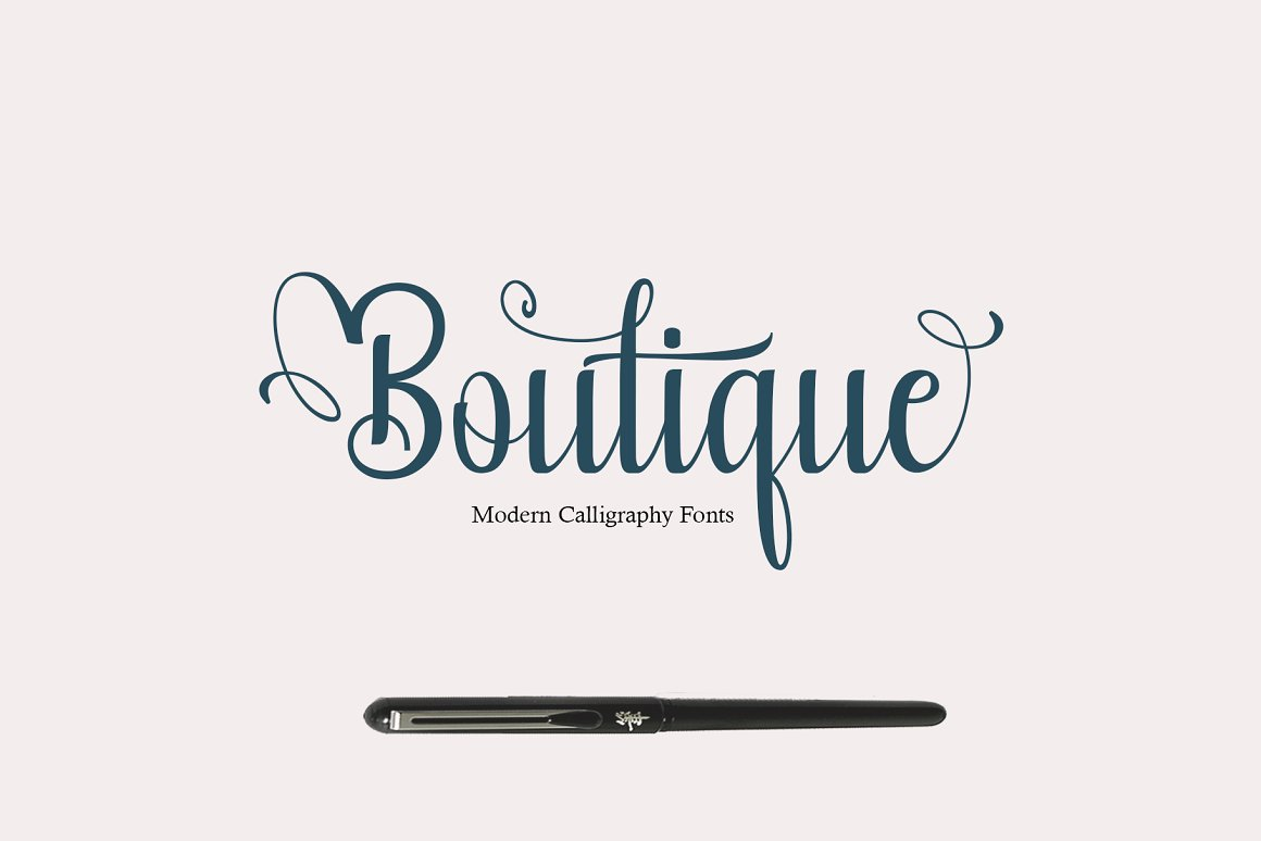 Boutique-Font