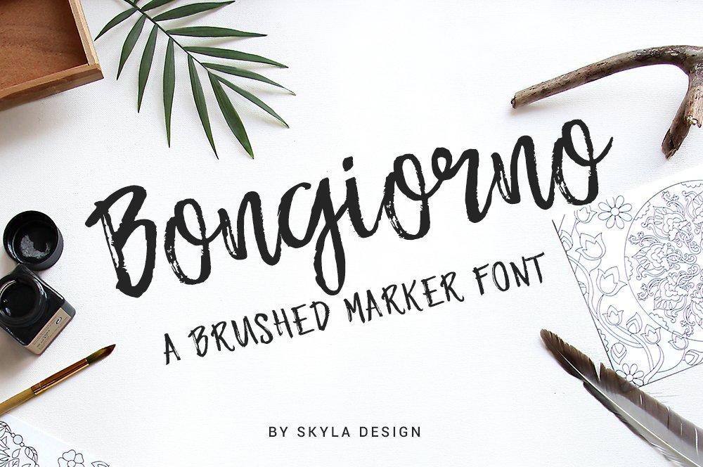 Bongiorno-Font