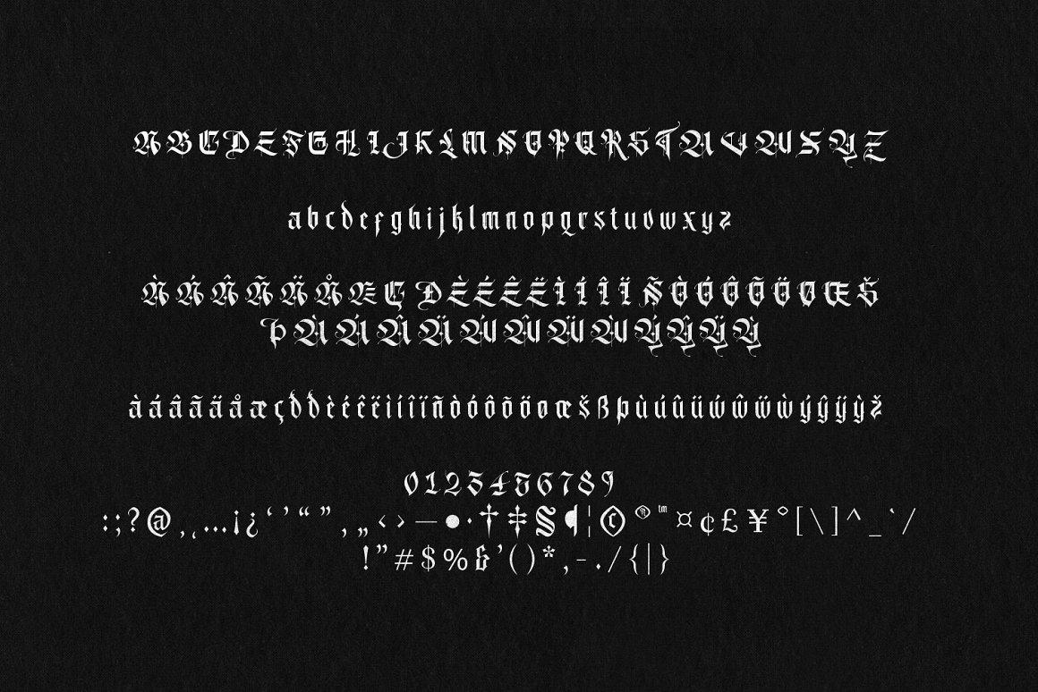 Lordish-Font-3
