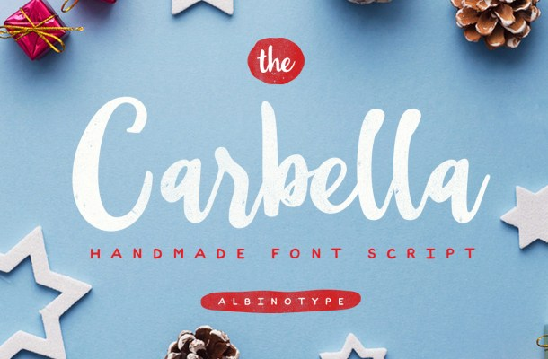 The Carbella Font