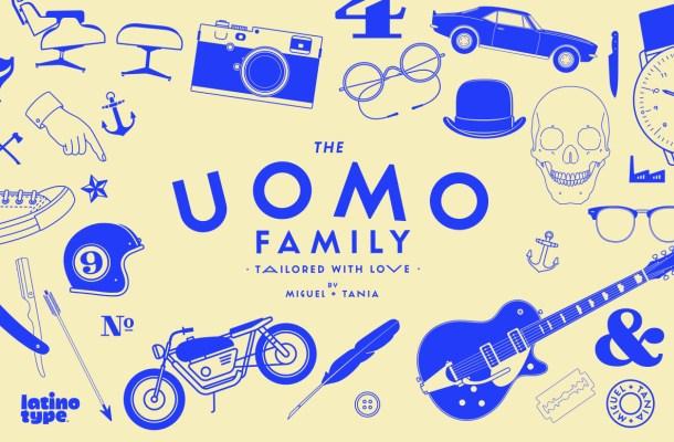 Uomo Font Family