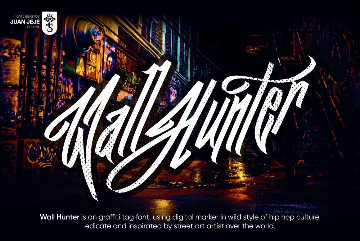 Wall-Hunters-Font