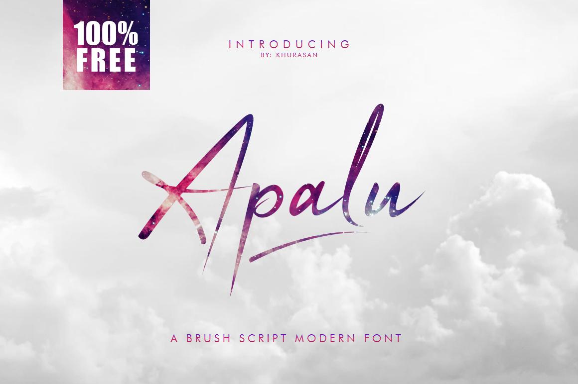 Apalu-Font