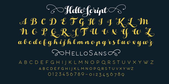 Hello-Font-3