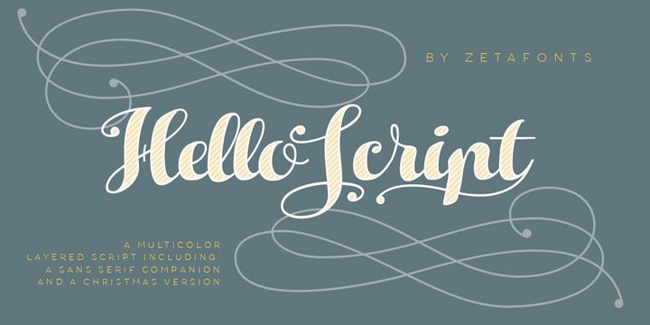 Hello-Font
