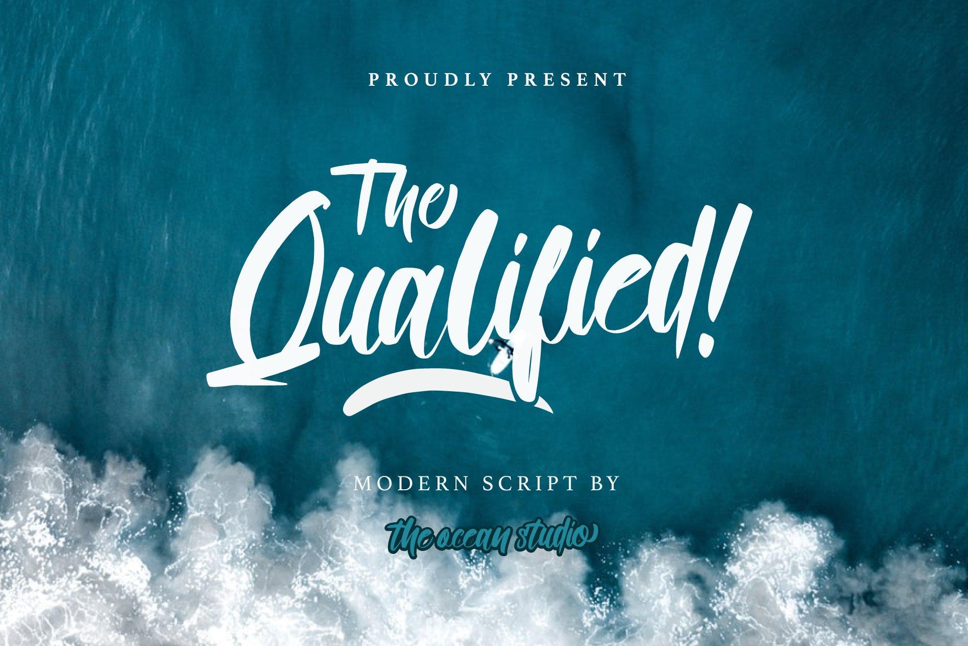 Qualified-Font