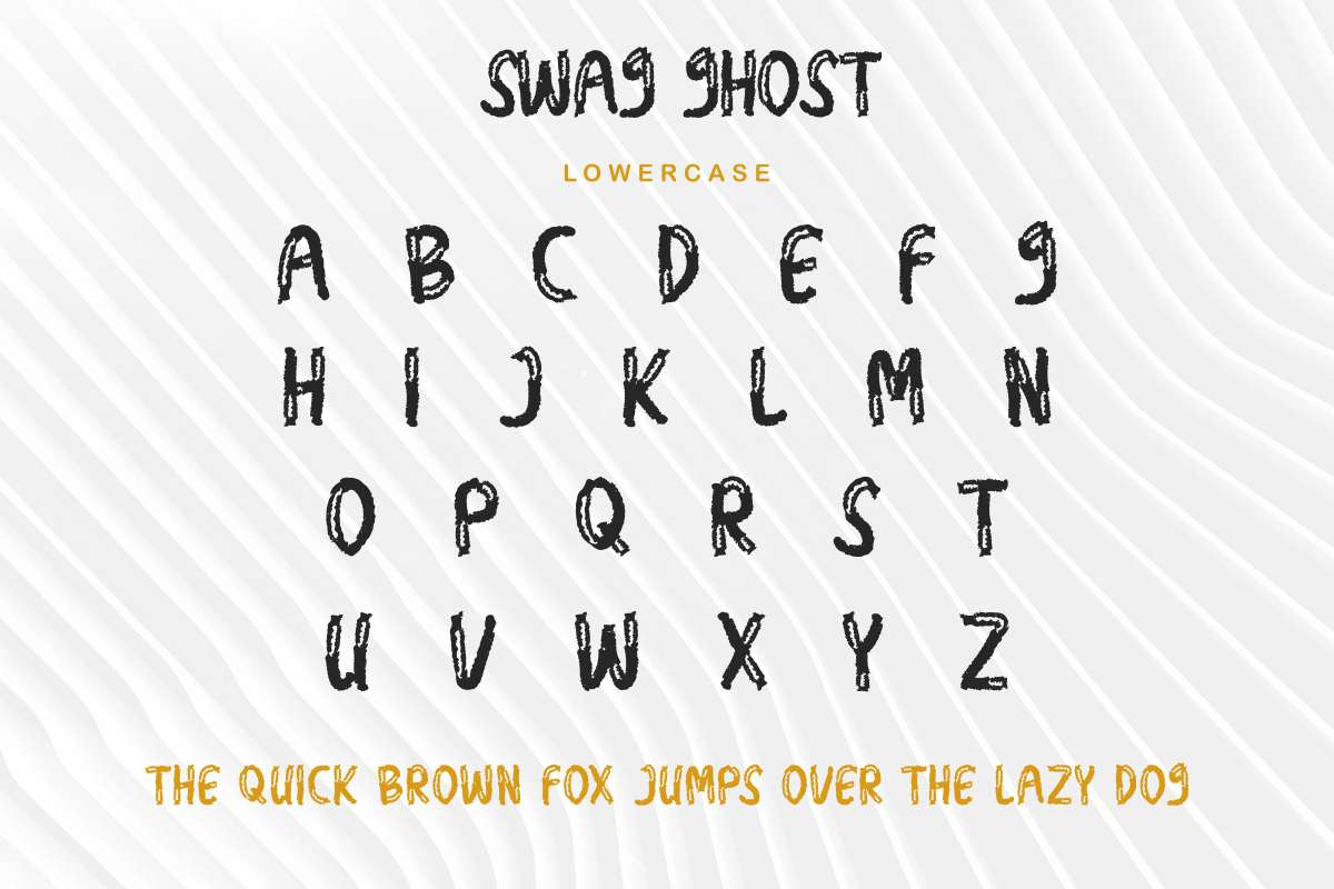 Swag-Ghost-Font-3