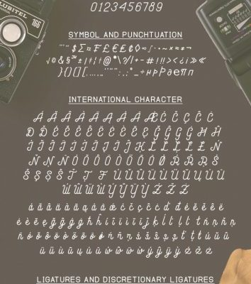 Andara Script Font