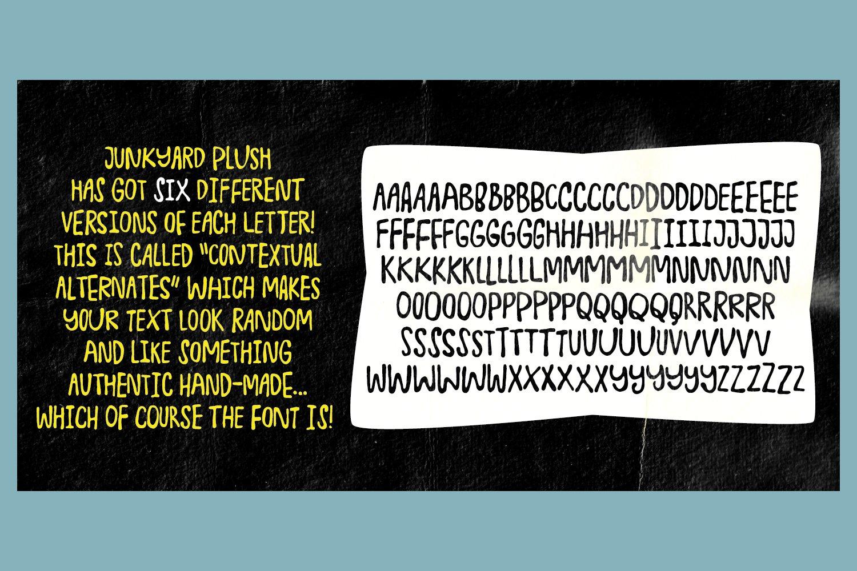 Junkyard-Plush-Font-3