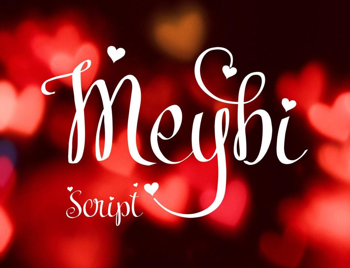 Meybi-Font