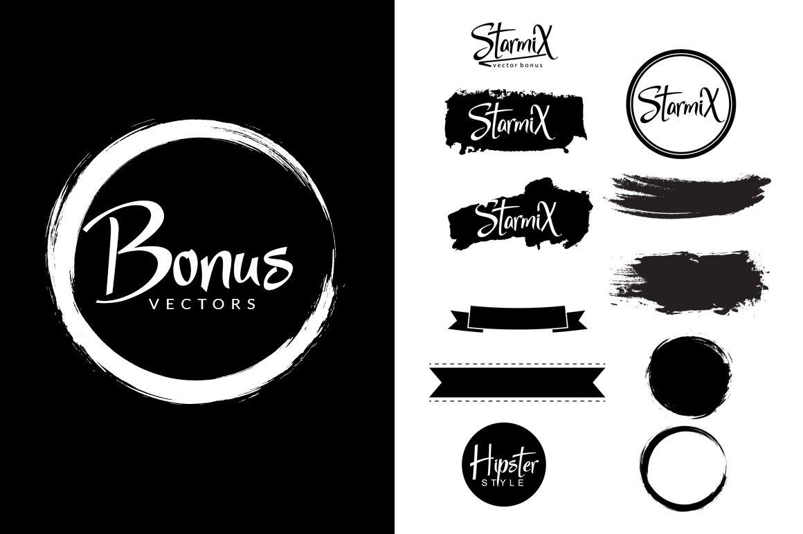 StarmiX-Font-4