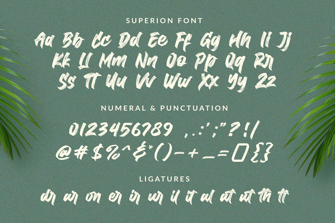 Superion-Font-3