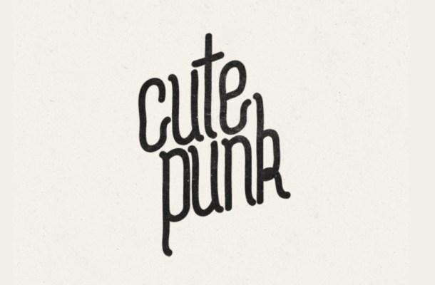 Cutepunk Typeface