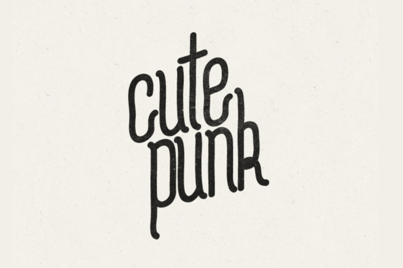Cutepunk-Font