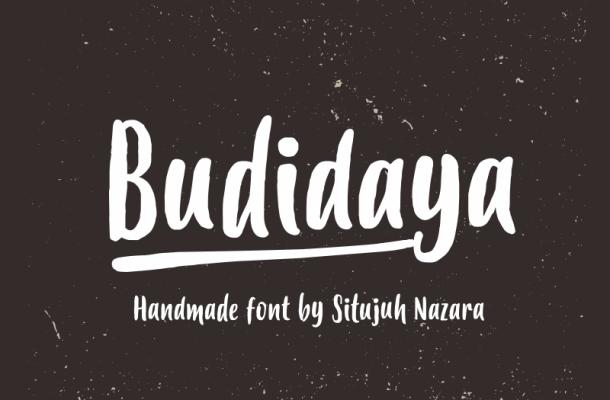 Budidaya Font