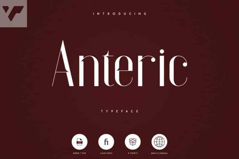 Anteric-Display-Typeface-1