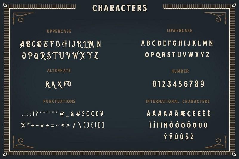 Blackford-Serif-Vintage-Font-2