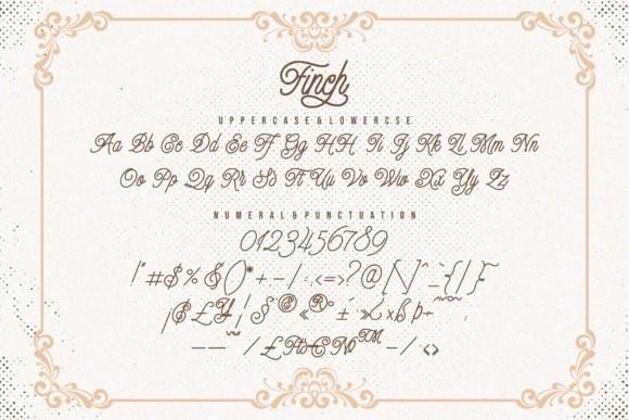 Finch-Monoline-Script-Font-4