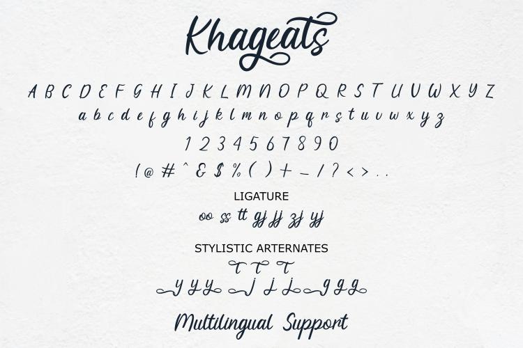 Khageats-Script-Font-3