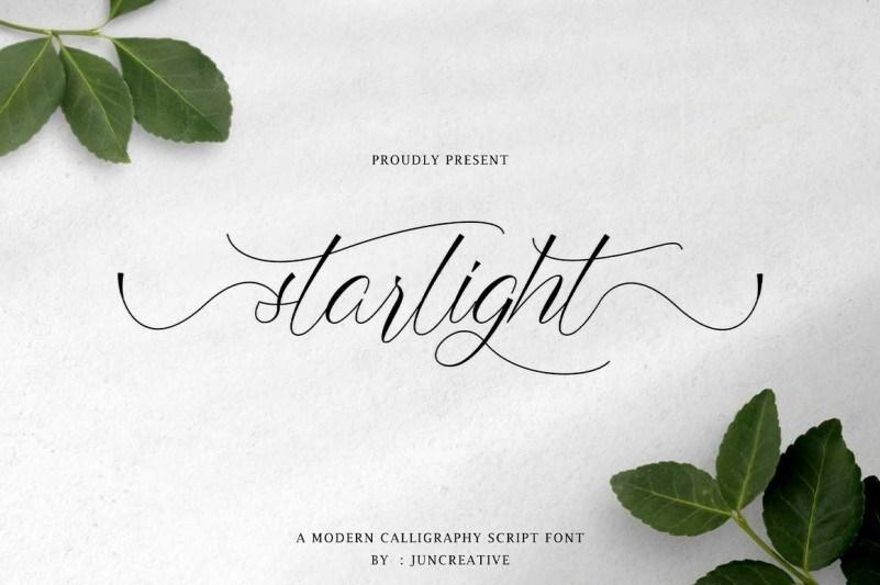starlight-font-1