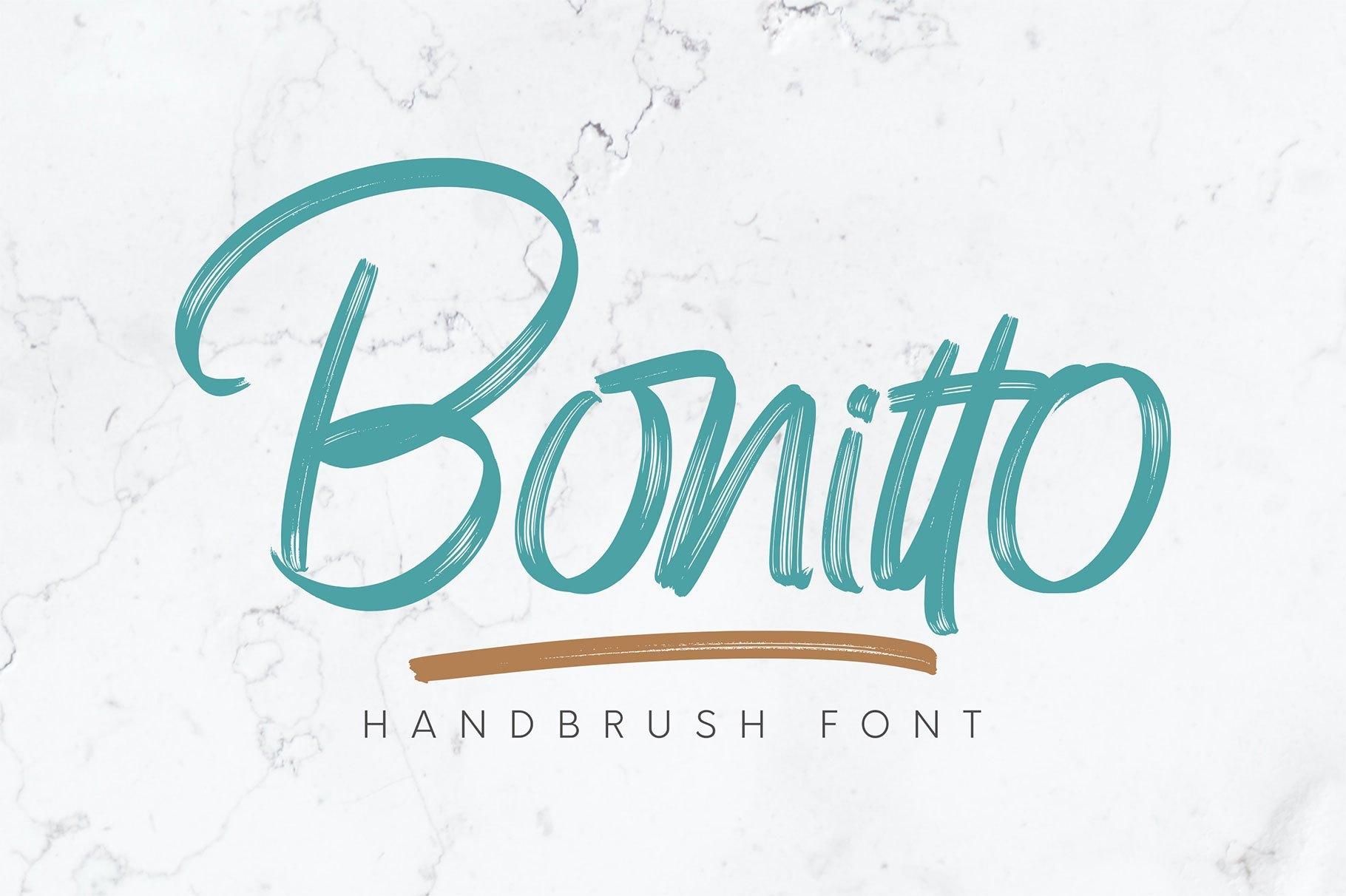 Bonitto-Brush-Script-Font-1