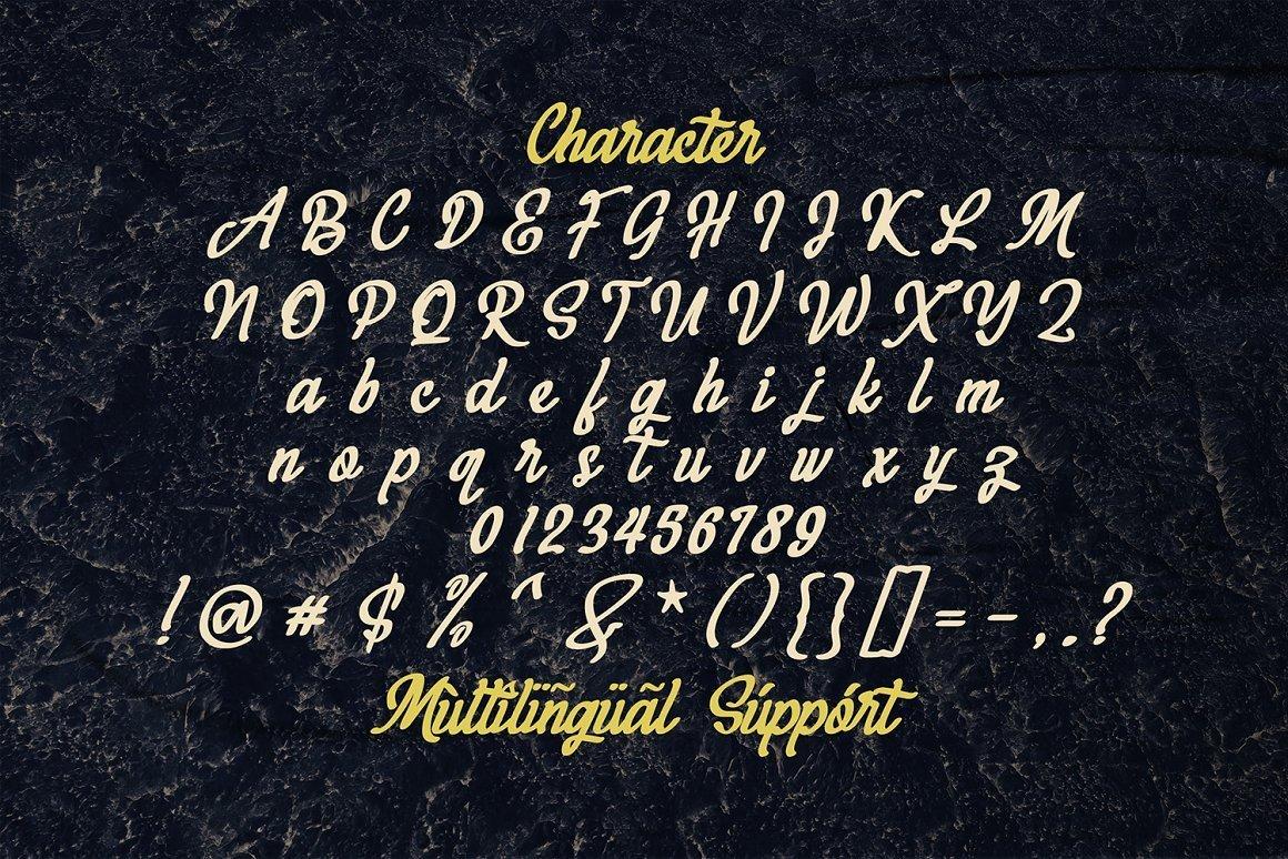 Megahunt-Brush-Script-Font-3