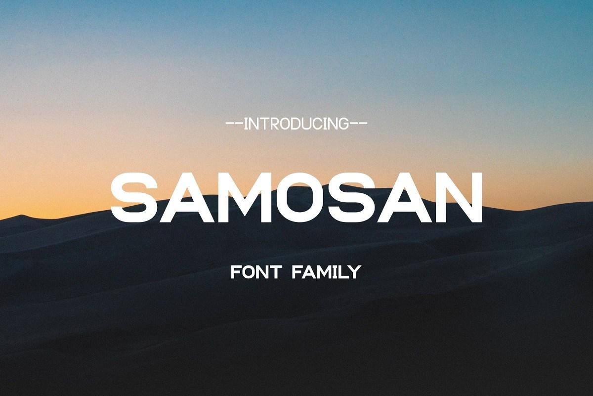 Samosan-Sans-Serif-Font-www.mockuphill.com