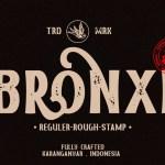 Bronxi Font Family