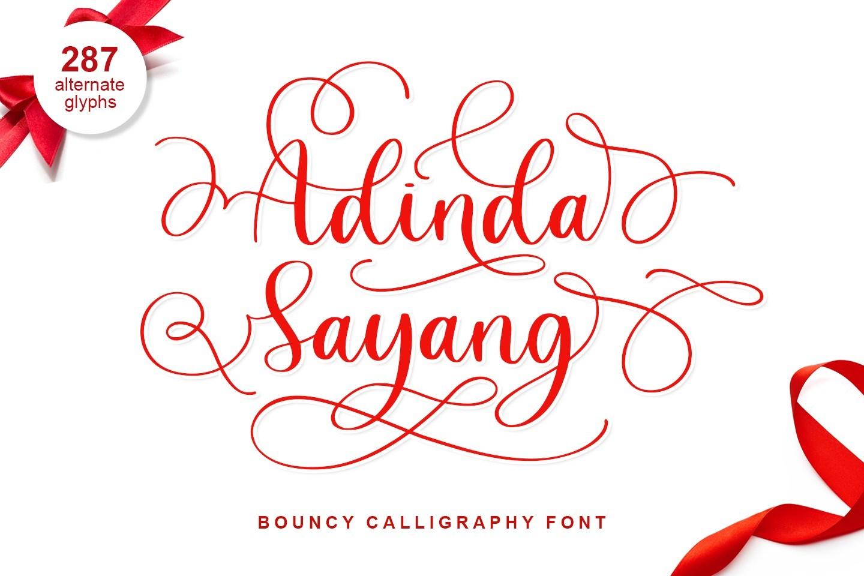 Adinda-Sayang-Calligraphy-Script-Font-1