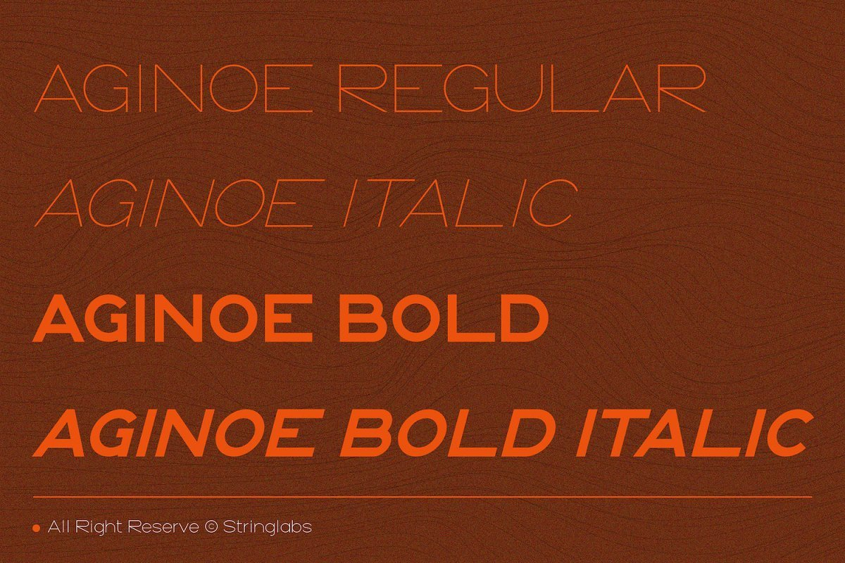 Aginoe-Modern-Sans-Serif-Font-2