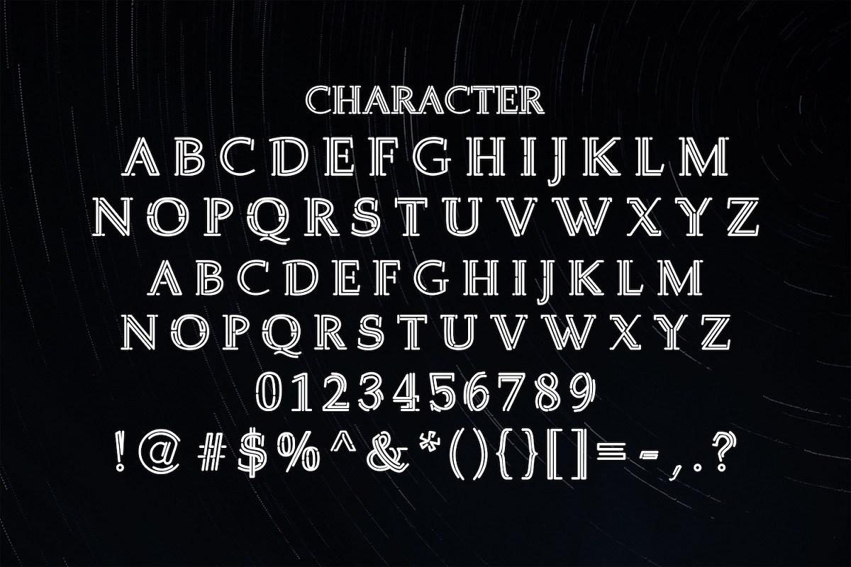 Welingtom-Display-Font-3