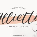 Allietta Font