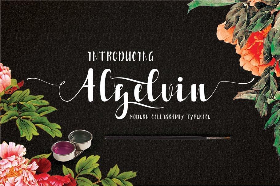 Alzelvin-Font