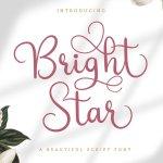 Bright Star Font
