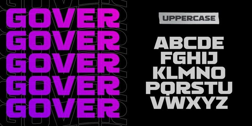 Gover-Font-2