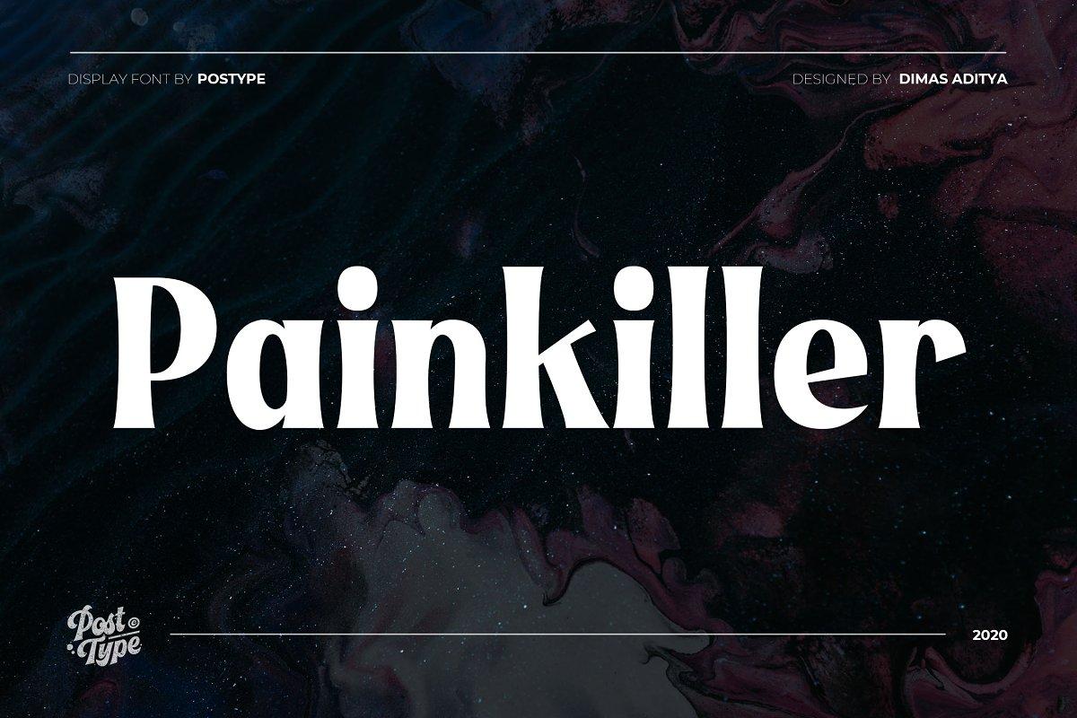 Painkiller-Font