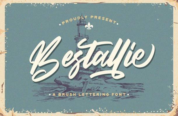 Bestallie-Font