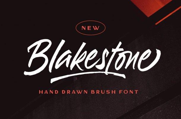 Blakestone Font
