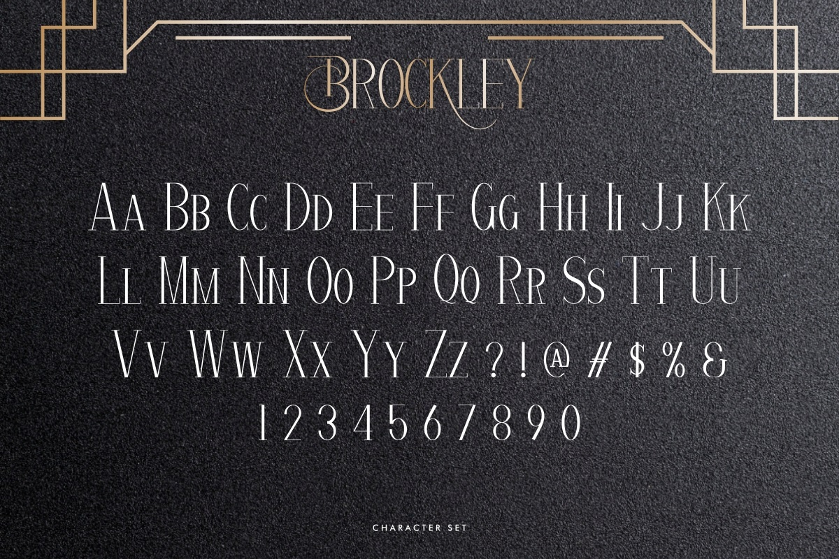Brockley-Font-3