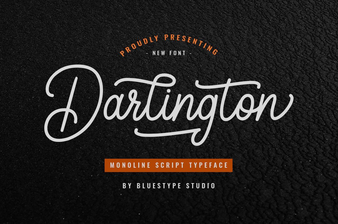 Darlington-Font
