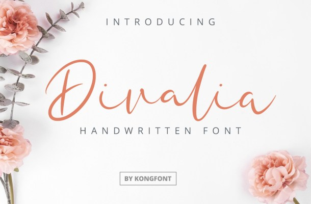 Divalia Font