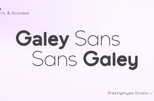 Galey Font
