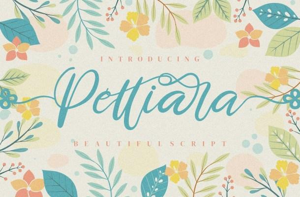 Pettiara Font