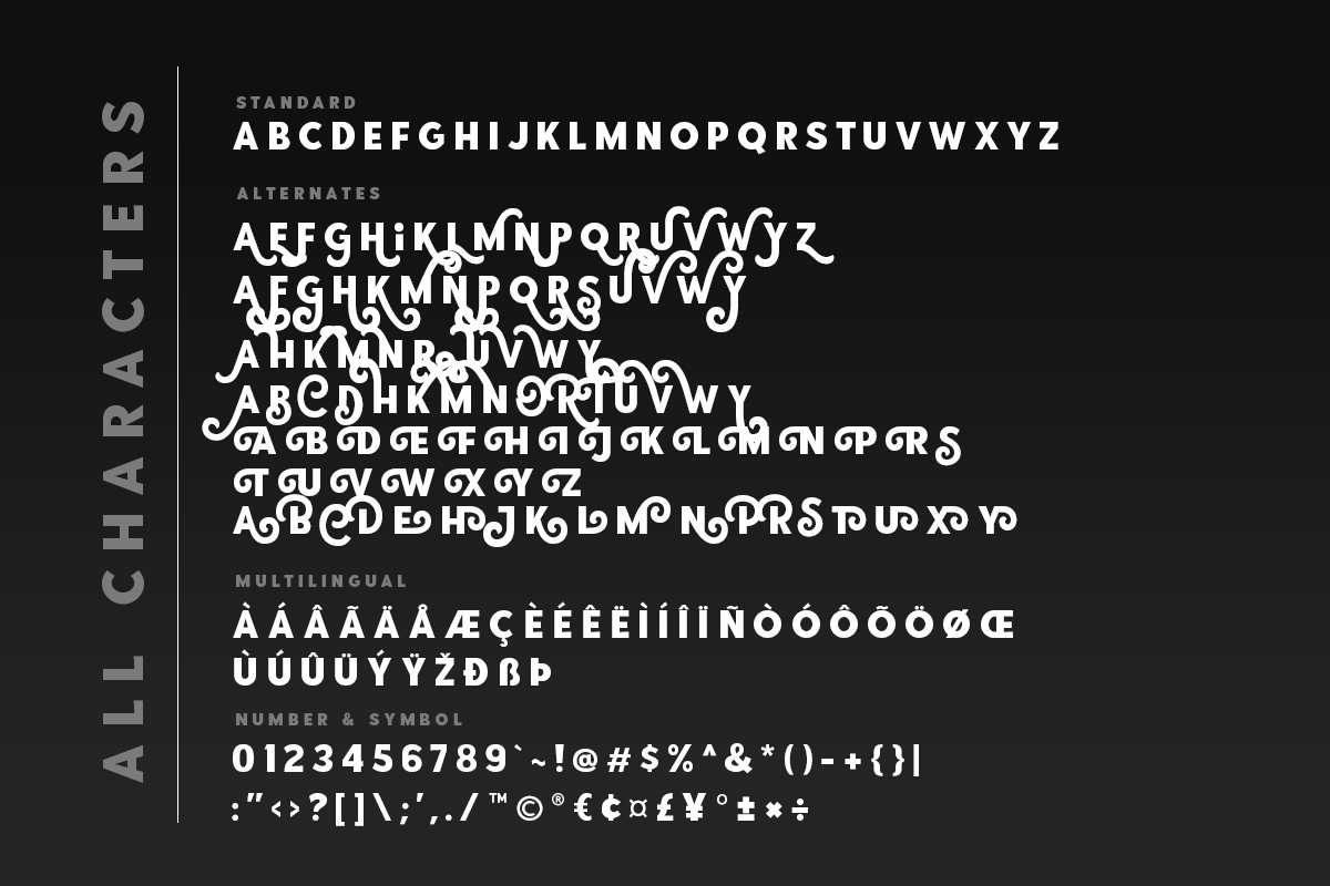 Point-Panther-Font-3