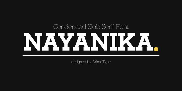 Nayanika-Font