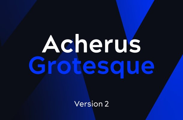 Acherus Font Family