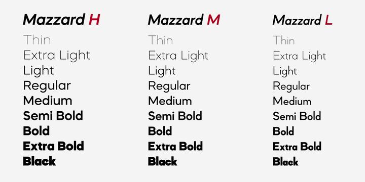Mazzard-Font-Family-2