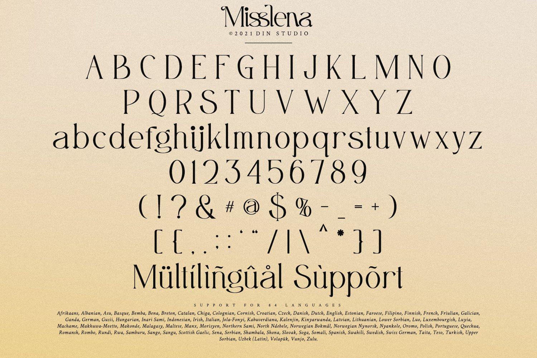 Misslena-Font-3
