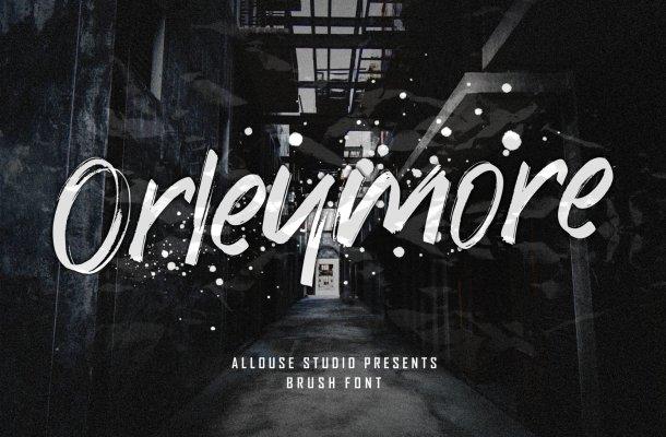 Orleymore-Font