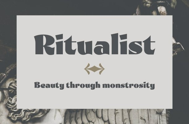 Ritualist-Font